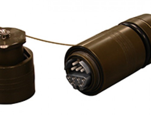 TFOCA-II® 12-Channel Fiber Optic Connectors