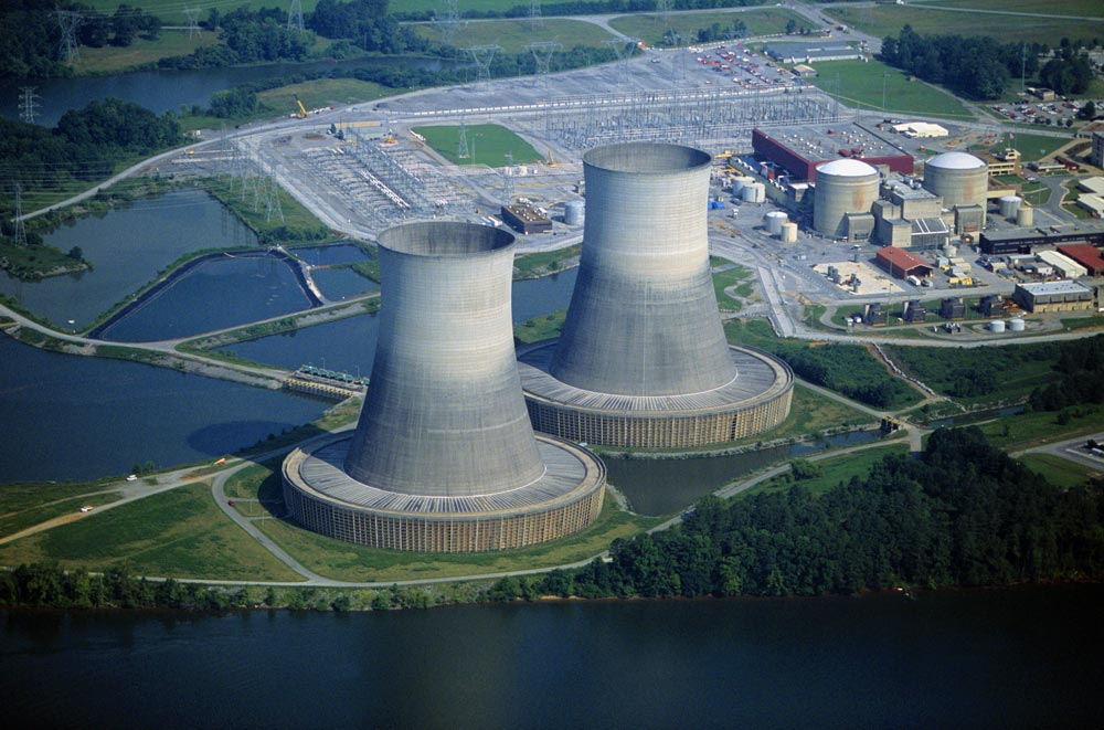 Fiber Optic Systems for nuclear plants