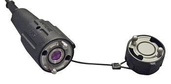 CTOS expanded beam fiber optic connectors