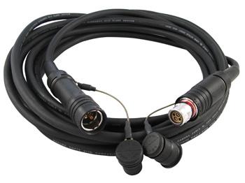 FS12 fiber optic cable assemblies