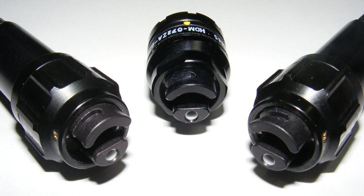 FSHDM Series Hermaphroditic Duplex Miniature
