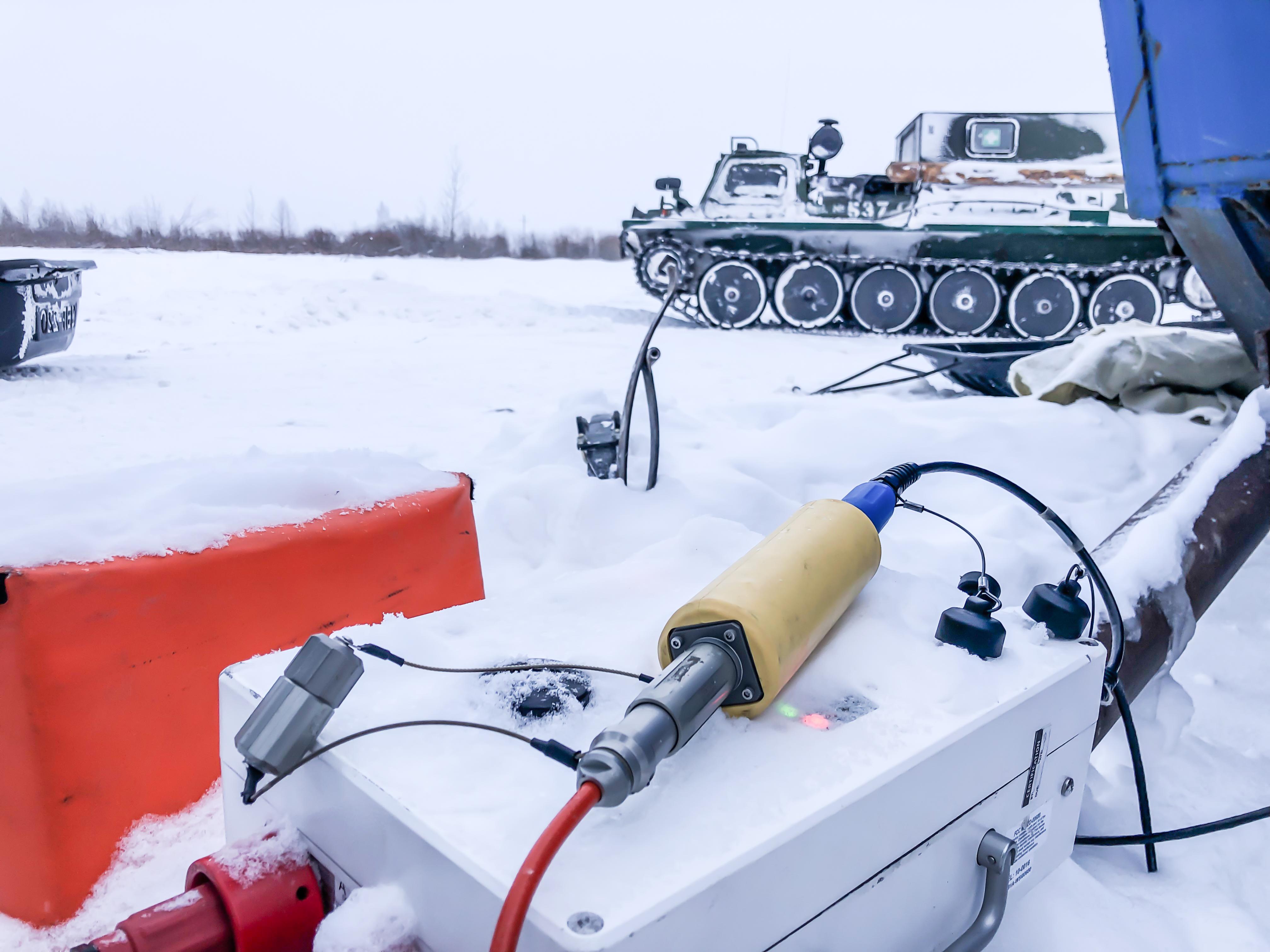 Amphenol FSI Fiber Optic Network Deployed For Geophysical Exploration